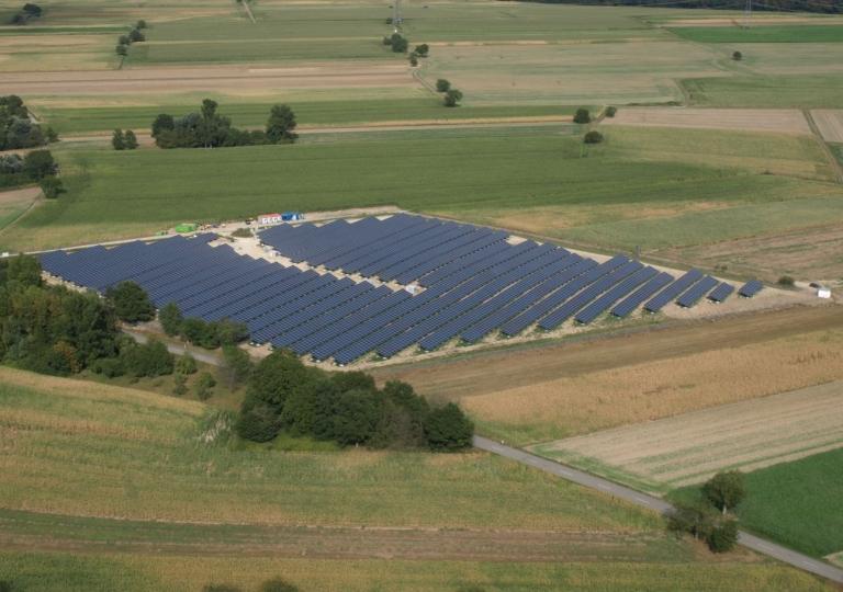 Solarpark Kenzingen